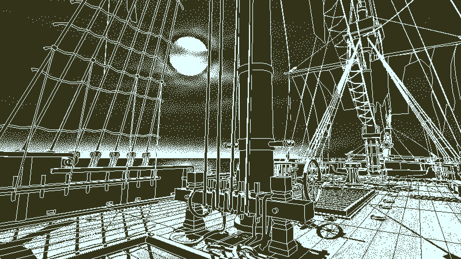 Figure 4: 甲板